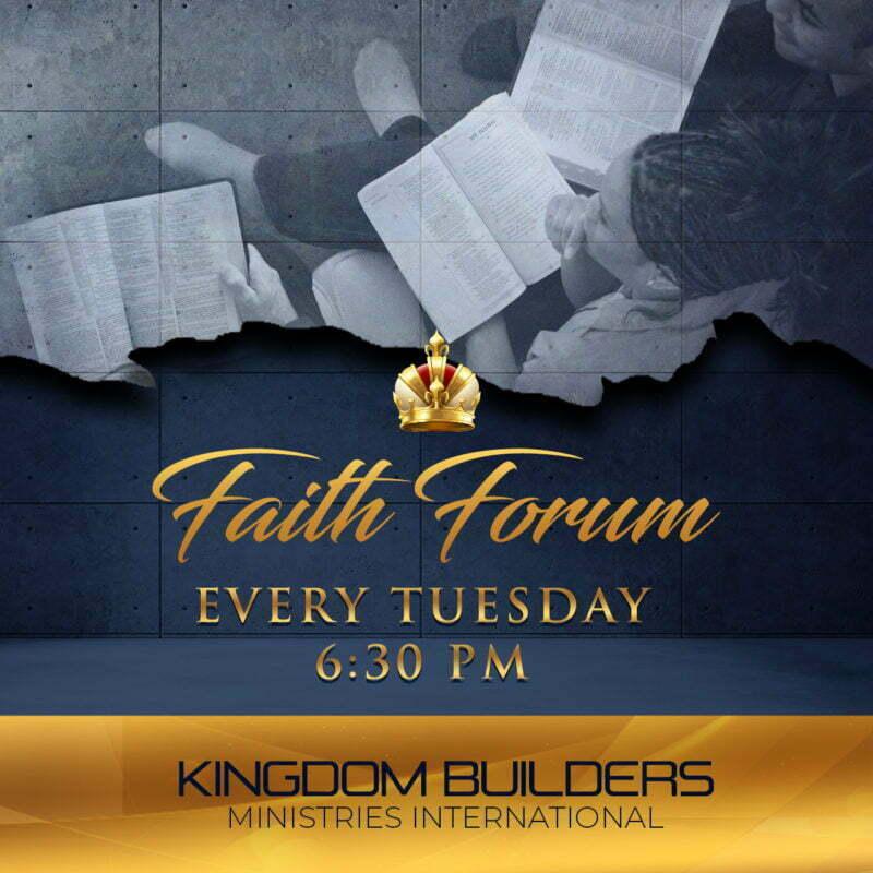 Faith Forum - social