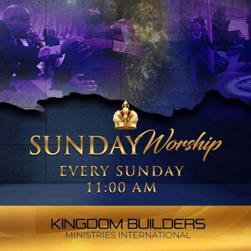Sunday Worship - social
