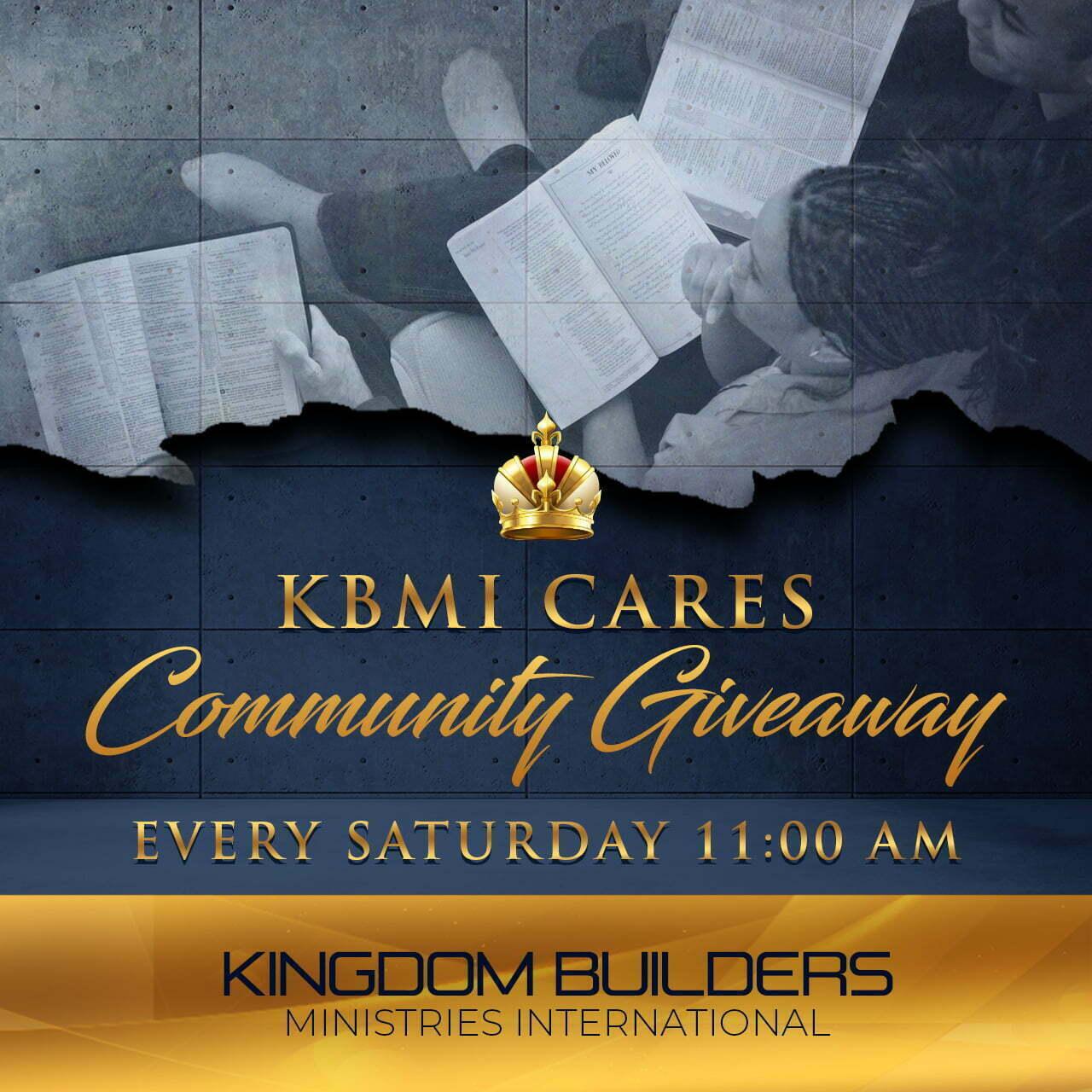 KBMI Cares - social