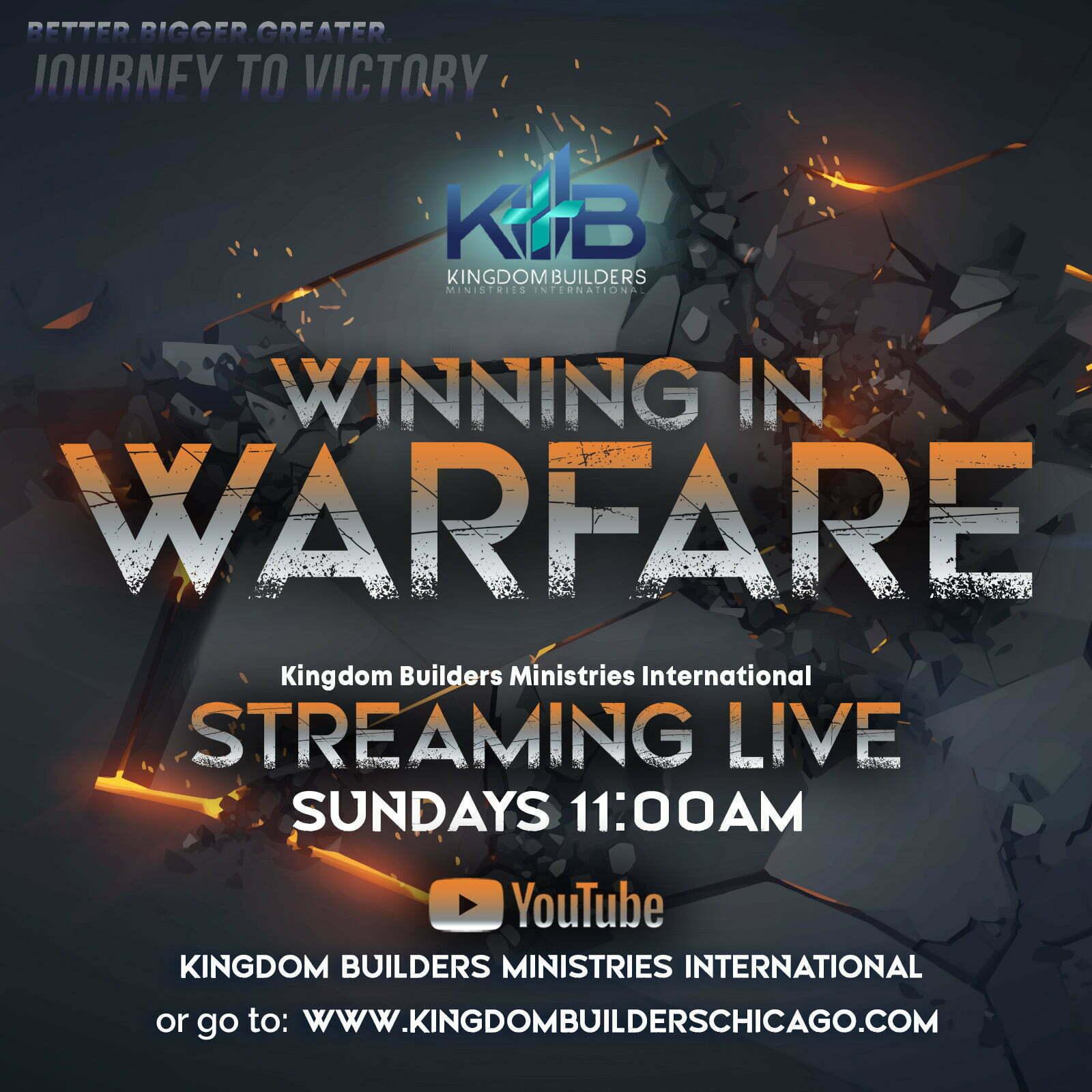 Winning In Warfare - Feed
