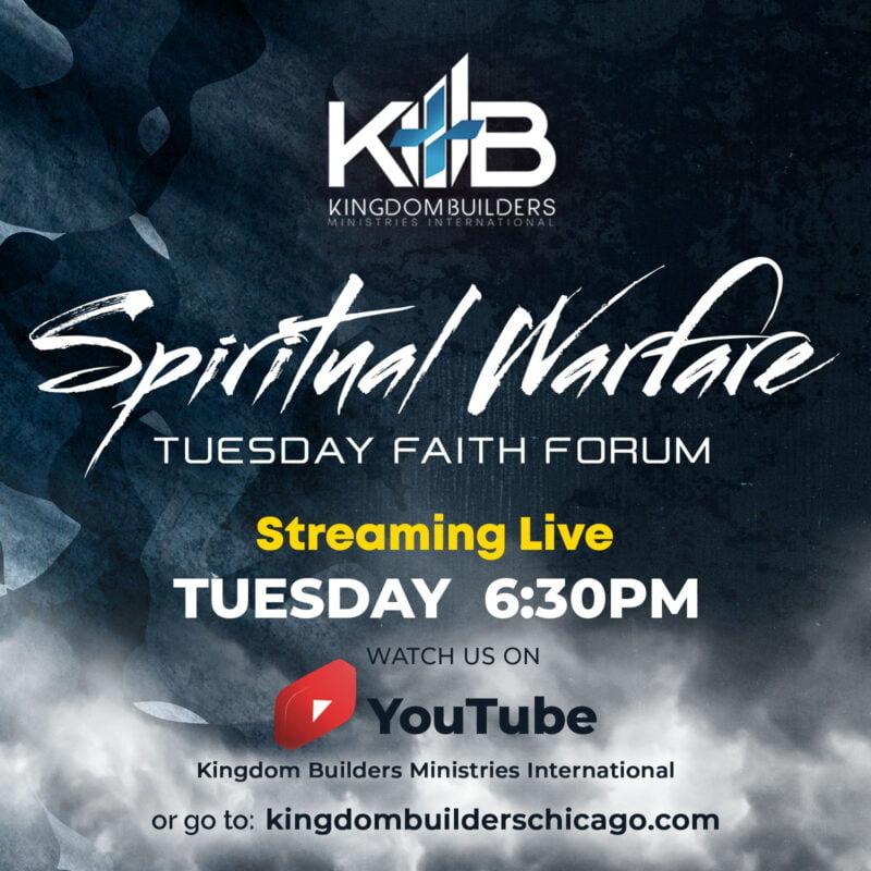 Spiritual Warfare - Feed