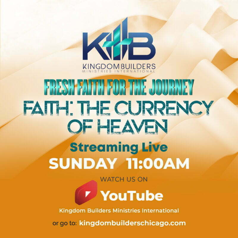 Faith the currency of Heaven - Feed